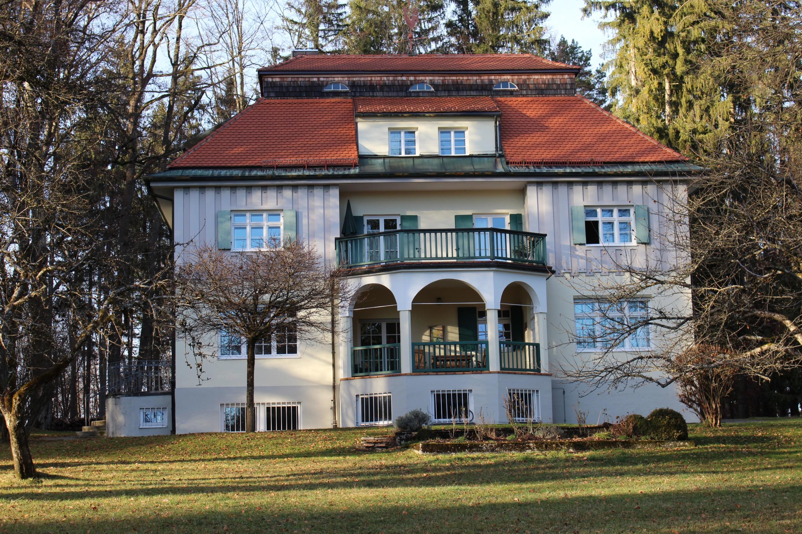 Thomas-Mann-Villa Bad Tölz