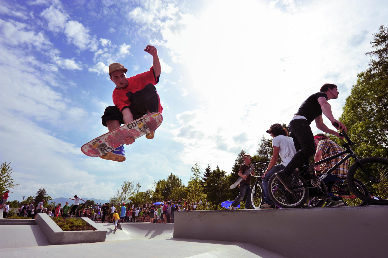 Skatepark Bad Tölz