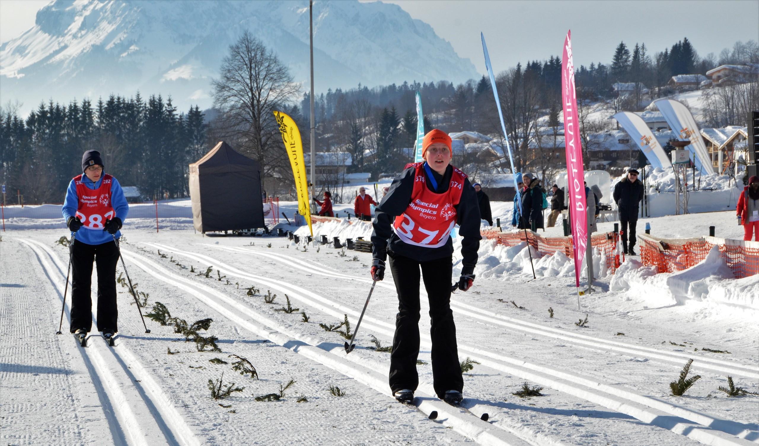 Special Olympics Winterspiele