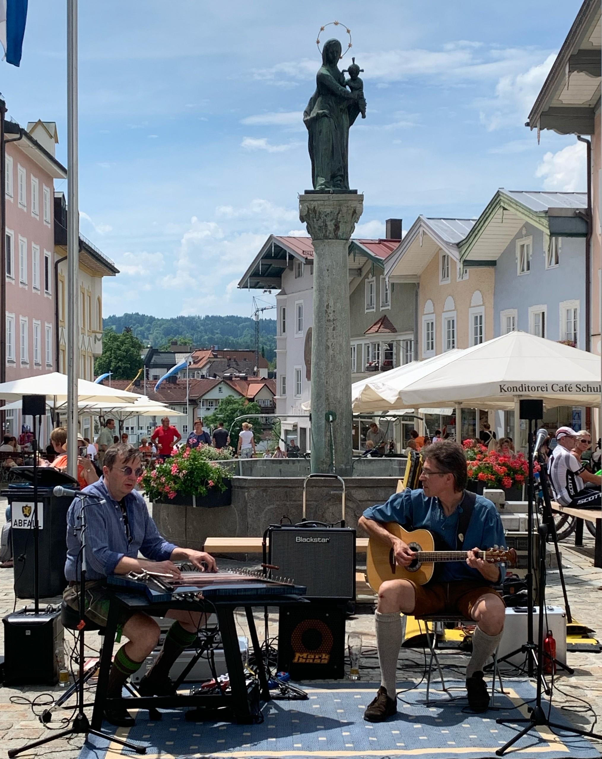 Musik am Marienbrunnen