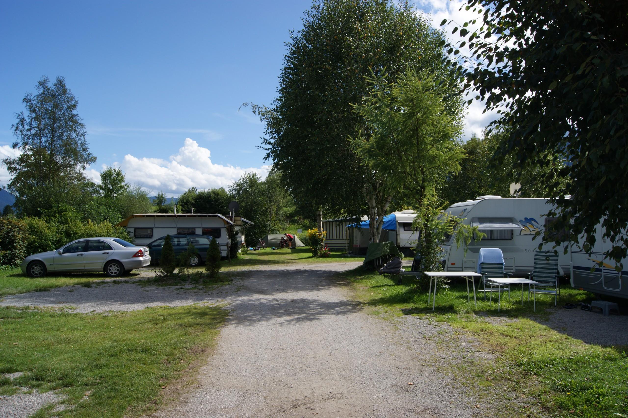 Alpen-Campingplatz Arzbach