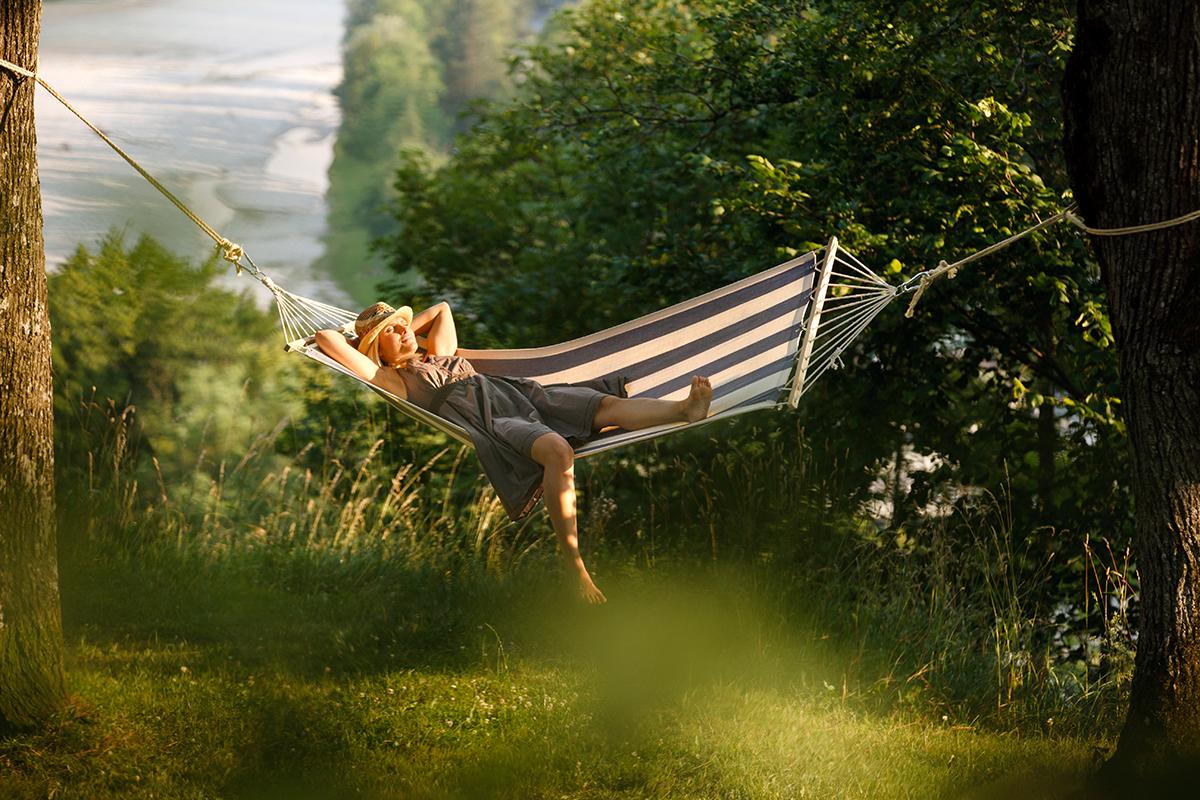 Entspannen auf dem Kalvarienberg