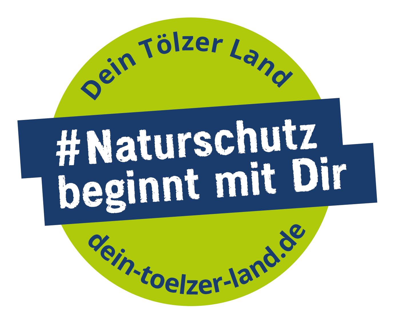Naturschutz beginnt mit Dir