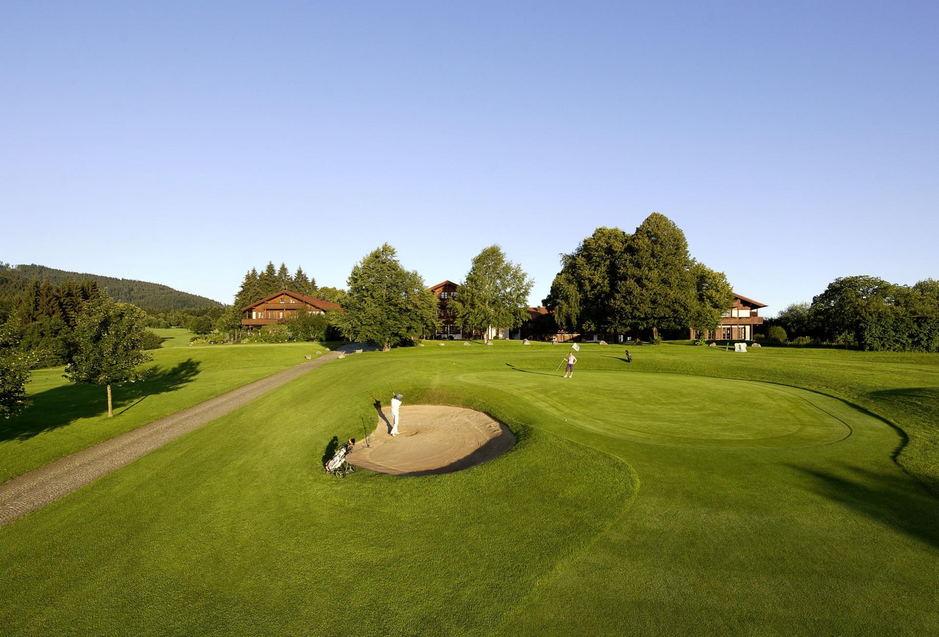 Golfplatz Margarethenhof