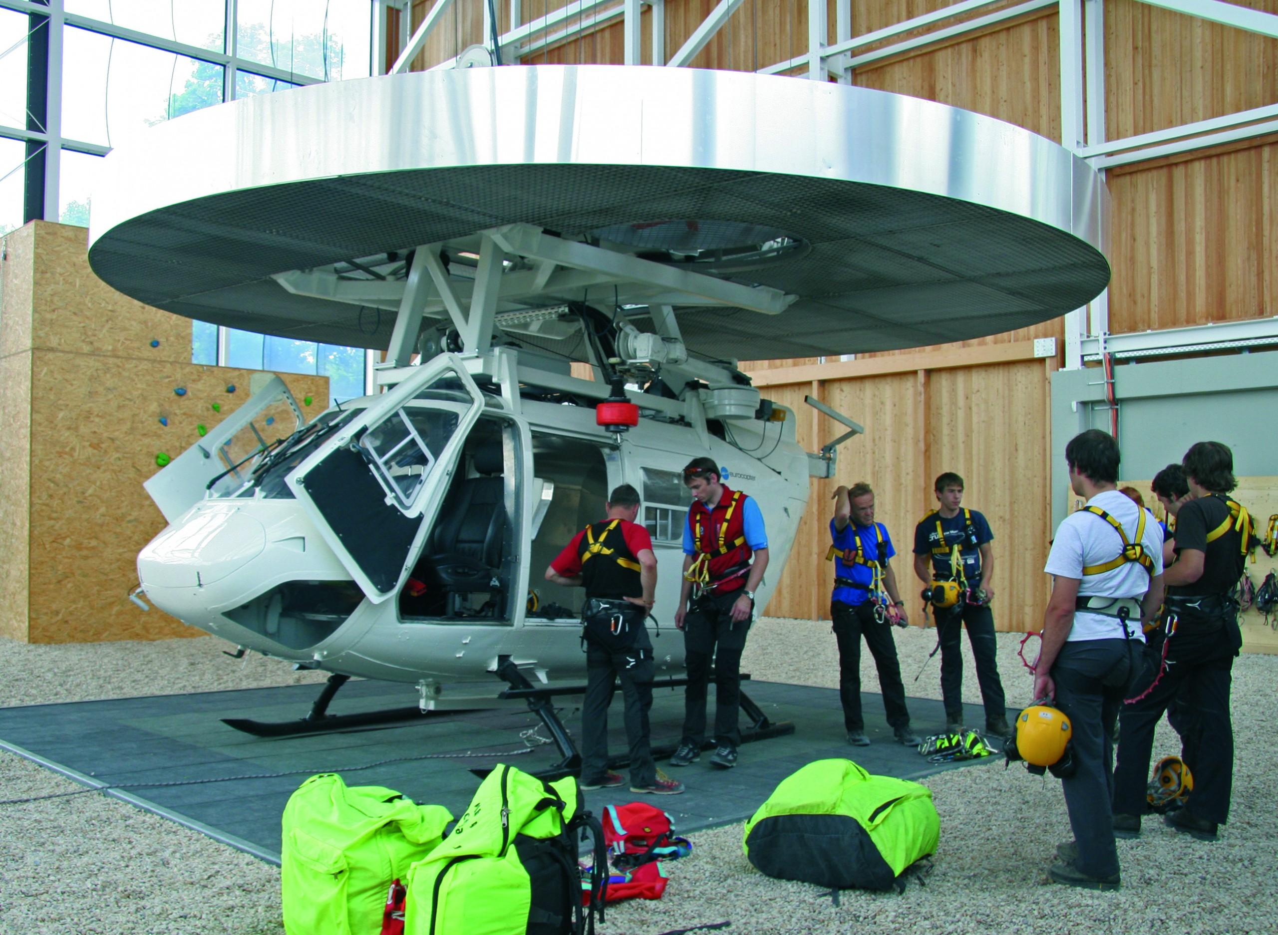 Bergwacht Zentrum Bad Tölz