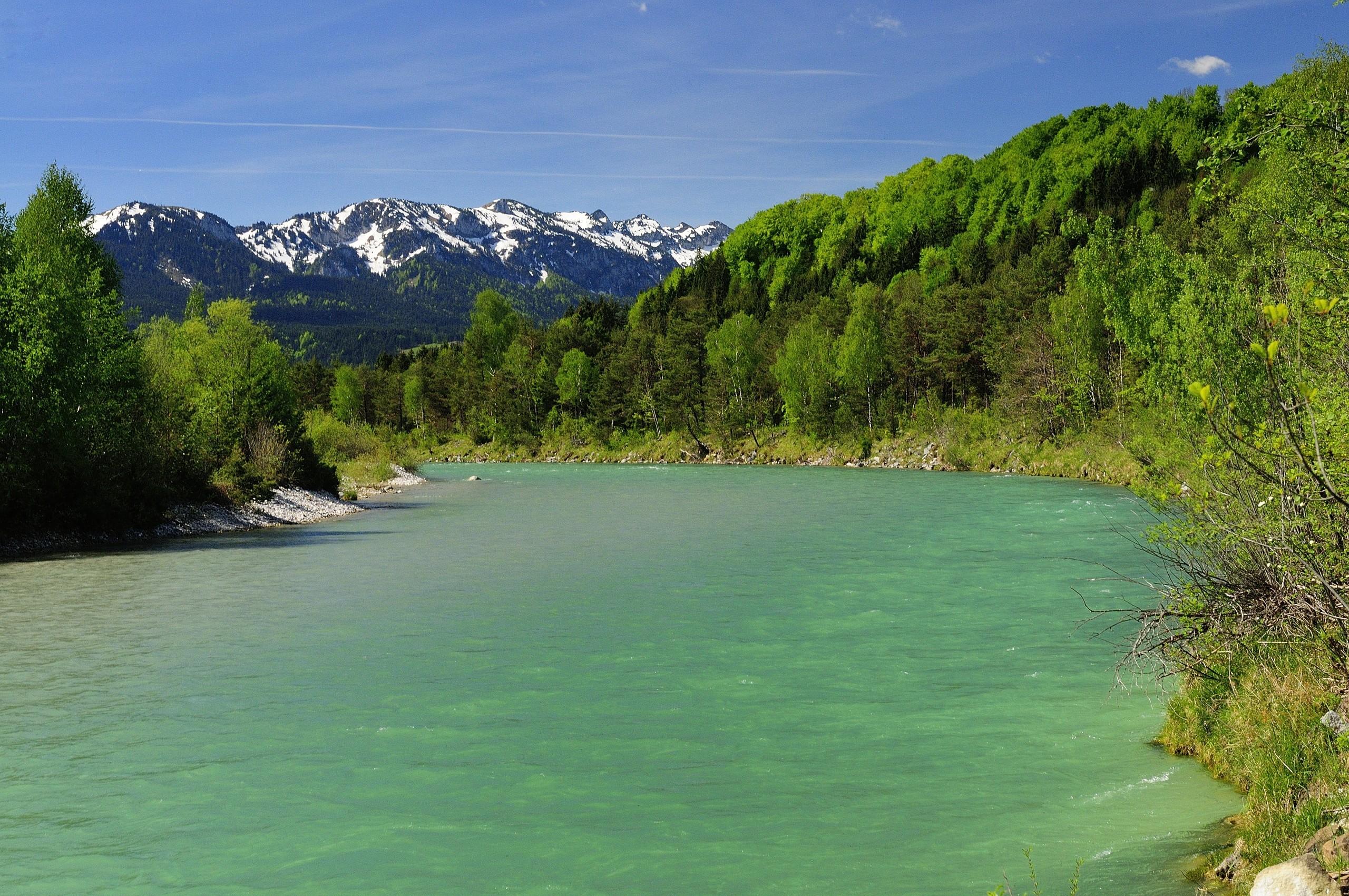 Wasser & Berge