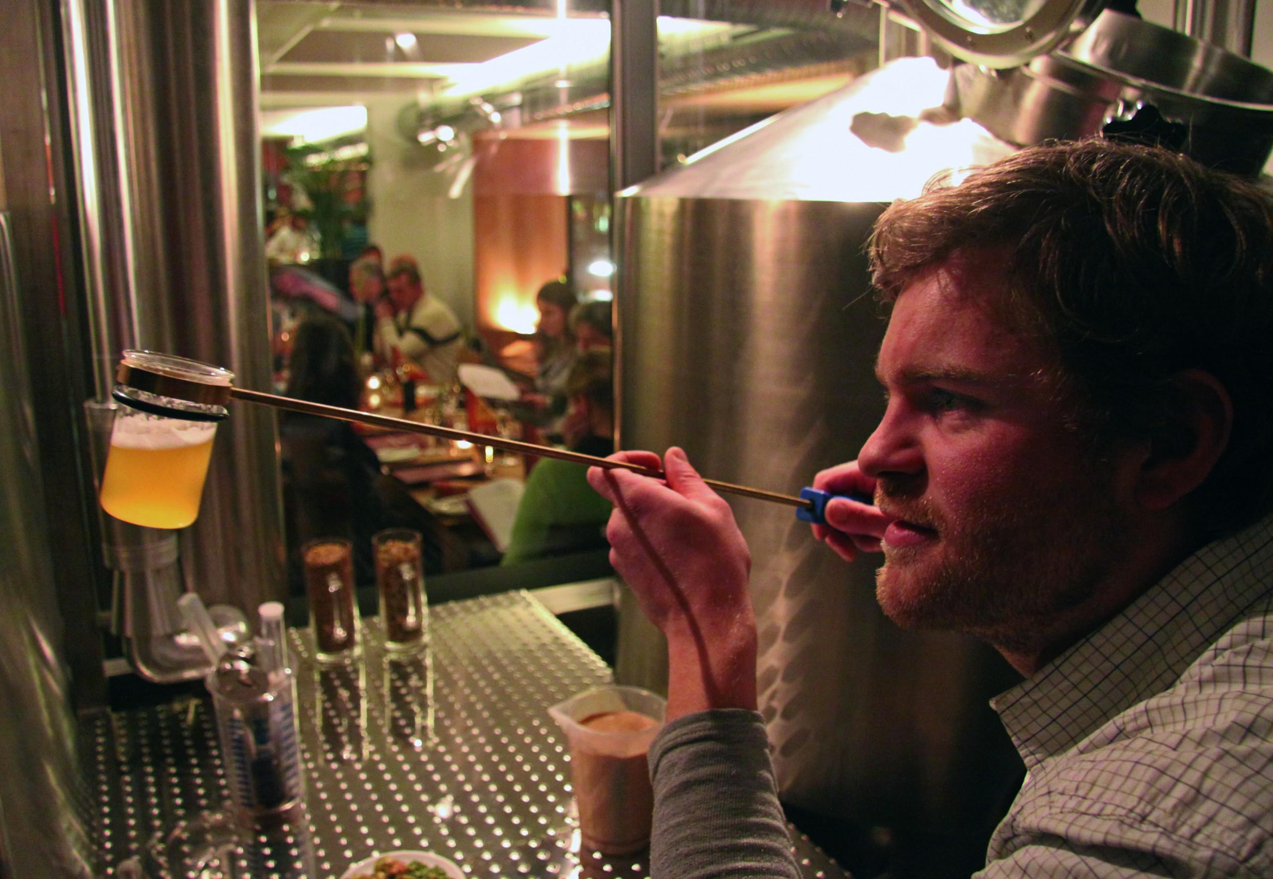 Bier brauen in Bad Tölz