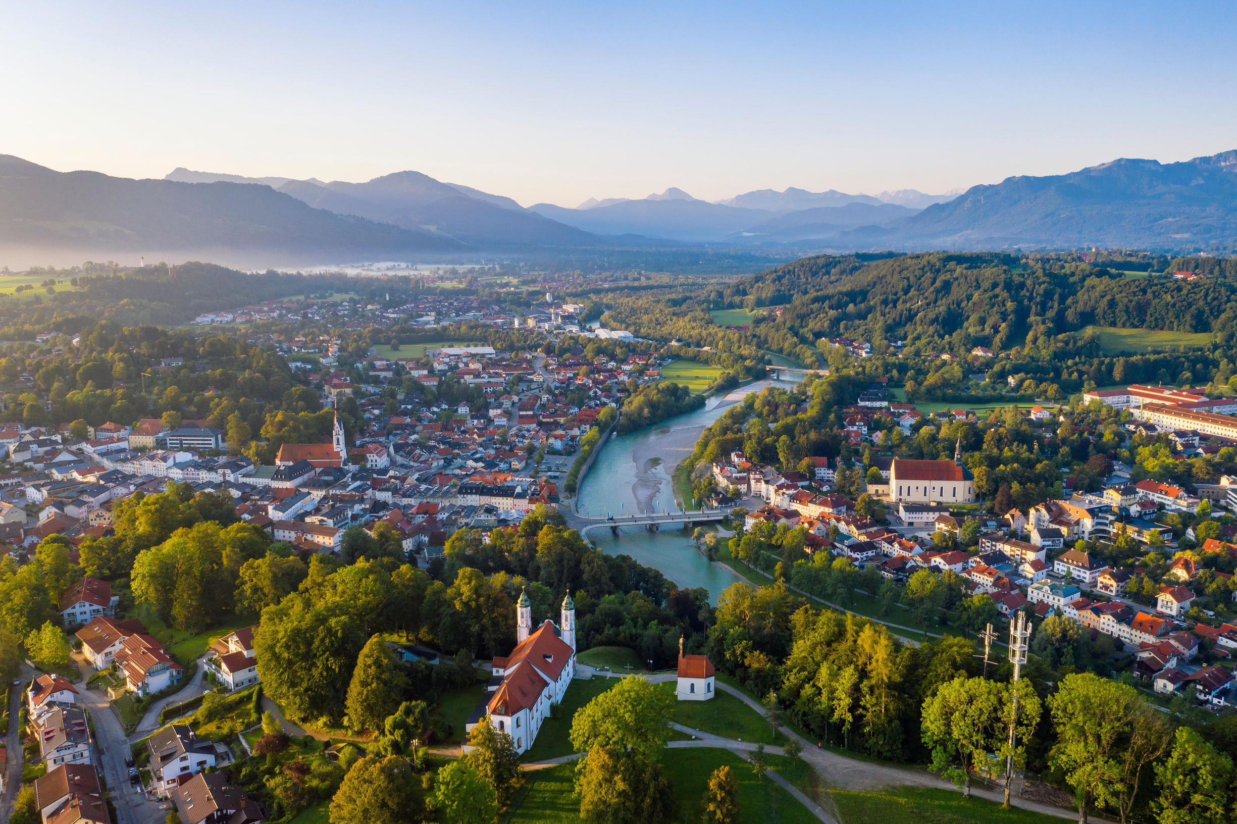 Stadtbild Bad Tölz