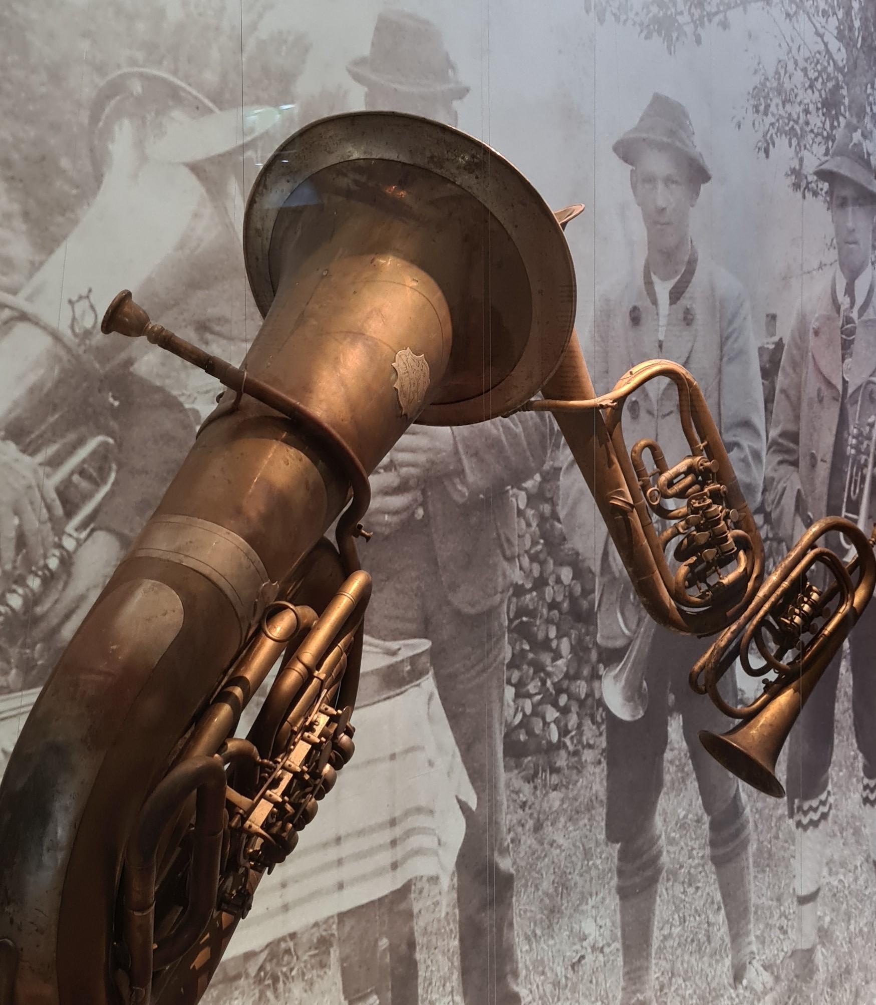Historische Instrumente