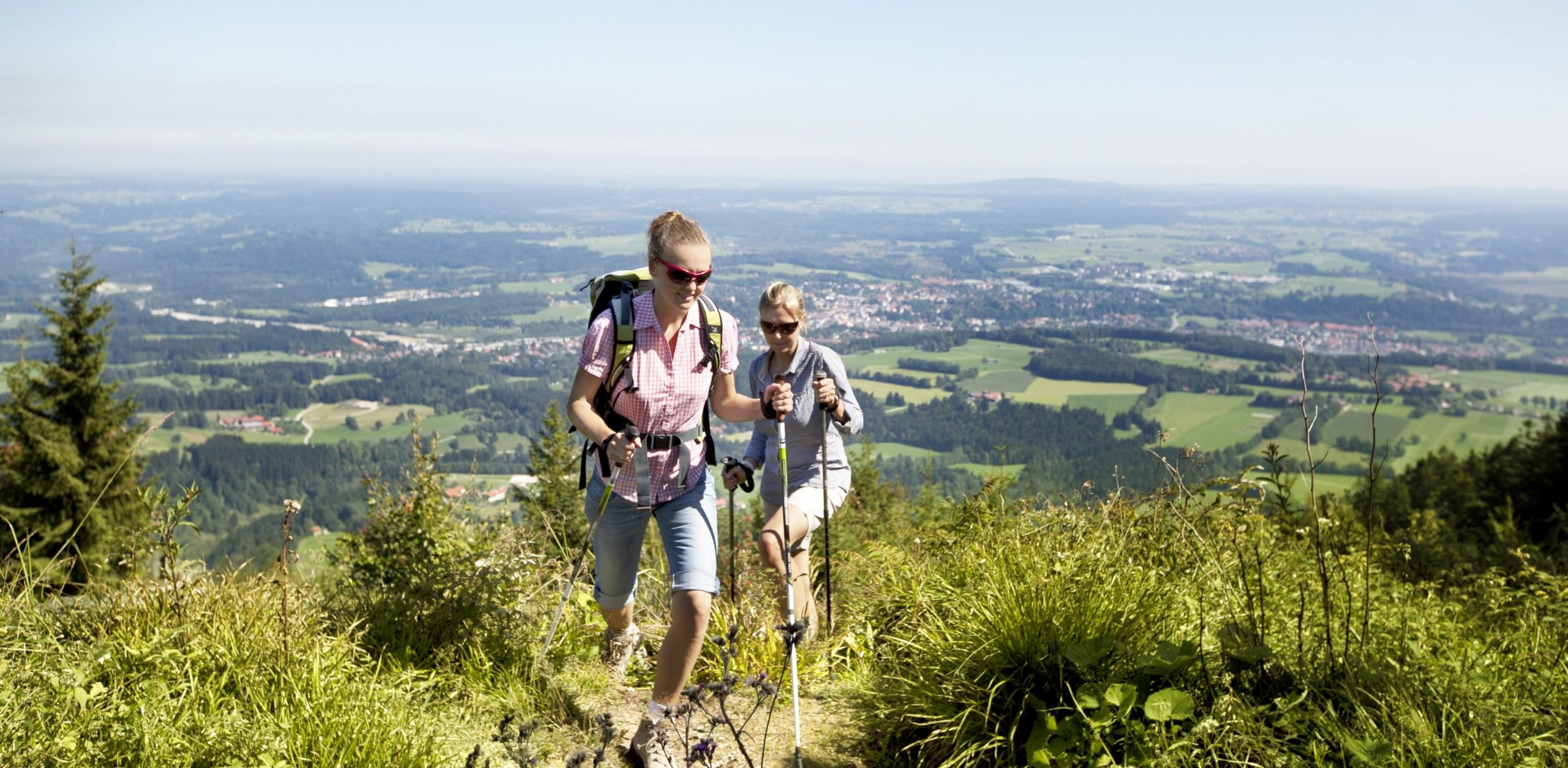 Heilklimawandern in Bad Tölz