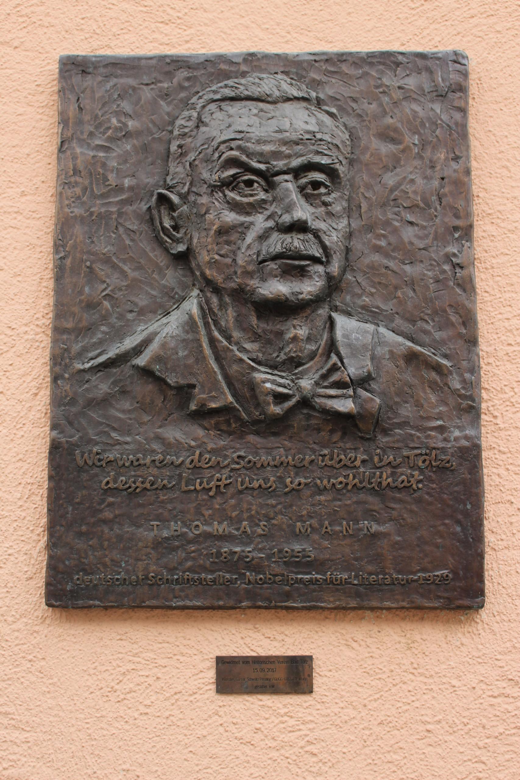 Thomas Mann Weg