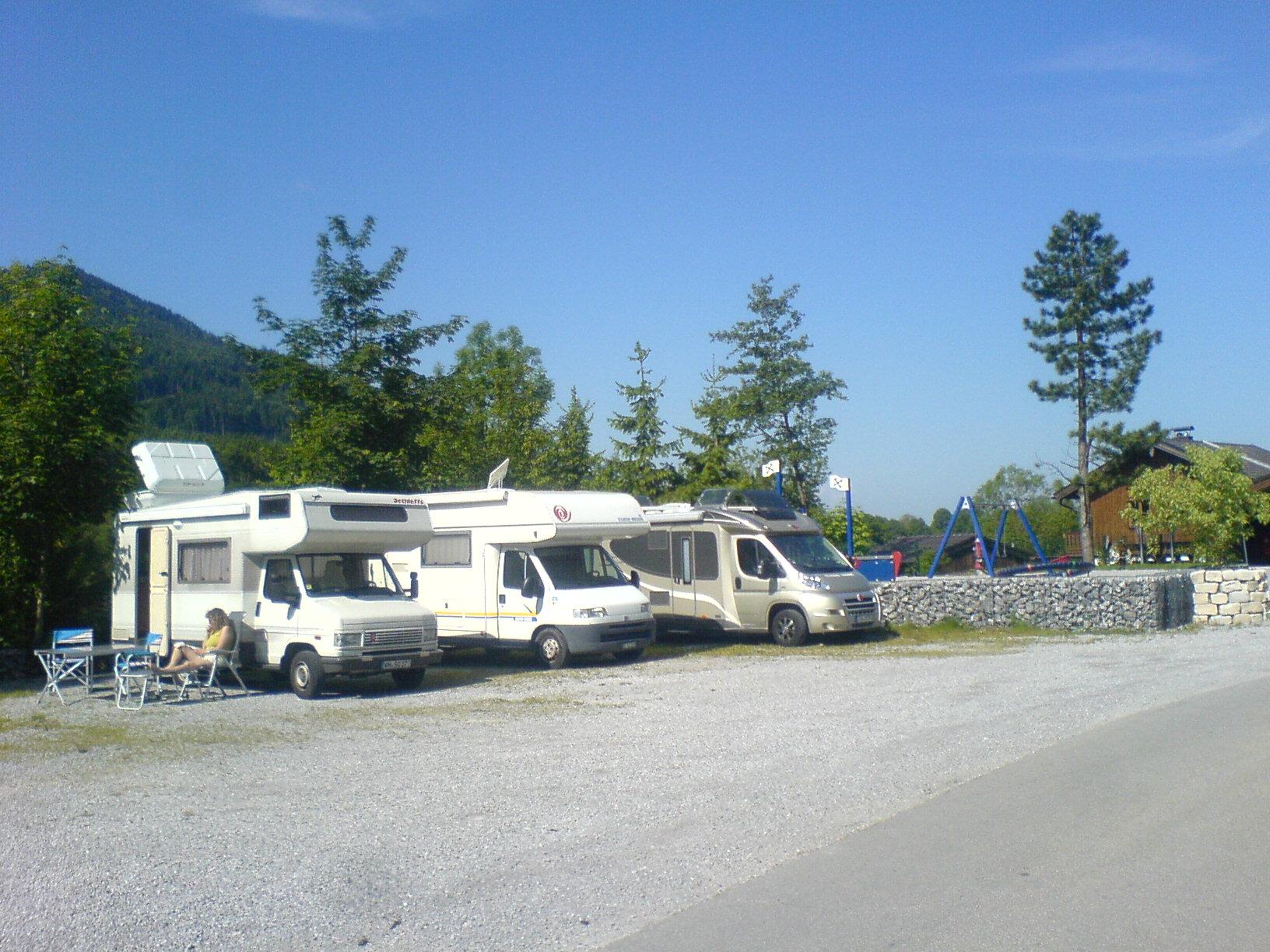 Camplingplatz Demmel Stallauer Weiher