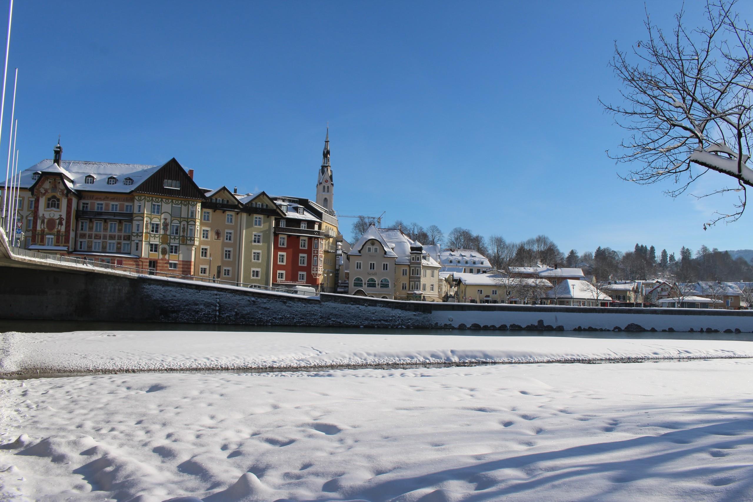 Winterwandern in Bad Tölz